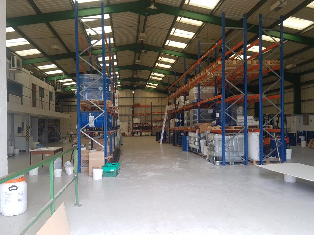 Xymertec Warehouse